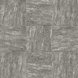 Azulejos de suelo de cerámica Stonelike grises claros para Europa los 60X60cm