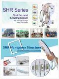 Технология IPL Shr 2018 постоянных Opt Shr волос/ ND YAG лазер машины