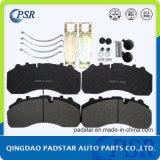 Aac29124 Hot Sale Non-Asbestos Auto Parts Plaquette de frein du chariot