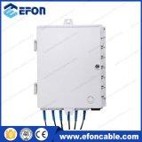FTTH de boa qualidade para interior/exterior 6 Core 1*6 Caixa de Distribuição de óptica