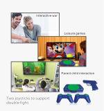 Телевизор с высоким качеством игры, Два джойстика, одна из пистолета