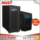 LCD Enige Fase 6kVA 10kVA Online UPS