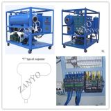 Система регенерации масла трансформатора вакуума Zys старая