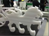 Strato bianco del PVC Celuka con l'alta qualità per la pubblicità