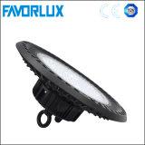 150W alta luz de la bahía del UFO LED