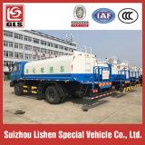 carro Dongfeng del agua del vehículo de la regadera del agua del carro de riego 10000L 10ton