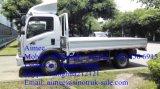 Cnhtc 4X2のエアコンが付いている軽いローディングの貨物貨物自動車のトラック
