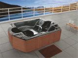 STAZIONE TERMALE indipendente della vasca da bagno esterna della Jacuzzi di prezzi di fabbrica (M-3339)