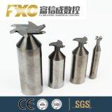 Fxc OEM ODM 4-20 mm T Ranuras Fresadoras de corte de carburo