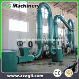 Máquina de secagem da serragem de madeira quente da biomassa do secador da tubulação do fluxo de ar