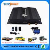 Perseguidor Multifunction de seguimento livre do GPS do veículo da posição em dois sentidos da plataforma