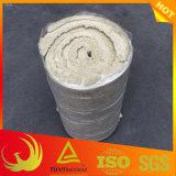 Felsen-Mineralwolle-Isolierungs-Material-Zudecke für Rohr