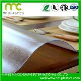 Impreso en vinilo de PVC blando panecillos Mantel para tapa de la mesa