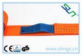die 5tx9m Schaltklinke binden unten Brücken mit Polyester-gewebtem Material und d-J-Haken