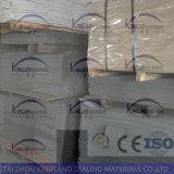 Batidor de asbesto fibra orgánica la hoja de empaquetadura de la caja de engranajes