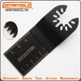 lâmina padrão cortada resplendor de 34mm Hcs para ferramentas de potência de oscilação da estaca