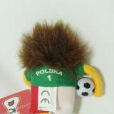 월드컵 견면 벨벳 인형 선물