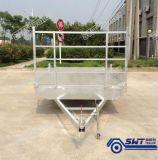 Invoer achter elkaar van de Aanhangwagen van het Bed van de Opschorting de Lage van China (swt-FTT127)