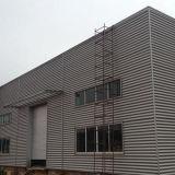 Los materiales de construcción en acero galvanizado de Color de la pared del techo de la hoja de techado