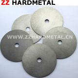 Cuchillos circulares cortantes de corte de anillo de goma de carburo cementado
