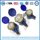 Mètre matériel d'écoulement d'eau de moulage sec pour l'eau froide Dn15