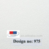 Пвх ламинированные гипс потолку с алюминиевой фольгой и резервное копирование975