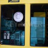 Six cylindres 125kVA premier générateur diesel de puissance avec auvent silencieux