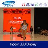 Alto schermo dell'interno impermeabile di luminosità P6 SMD LED