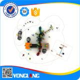 Apparatuur van de Speelplaats van de Spelen van jonge geitjes de Moderne Openlucht (yl-W006)