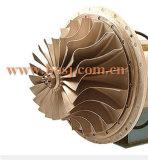 Billet-Verdichter-Rad 6505-51-1410 passendes Blatt des Turbo-Hochleistungs--Turbo-Ktr110/Chra 6505-52-54140 Flügelrad-6505-65-5020