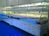 Showcase van de Bakkerij van het Kabinet van de Vertoning van het Brood van het nieuwe Product de Houten voor de Winkel van de Bakkerij