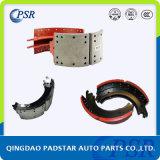 Pièces de rechange automatiques pour la chaussure de frein à disque de fer de moulage de camion et de bus