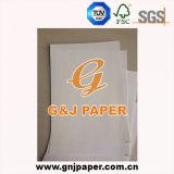 Papier blanc de doublure de métier de bonne qualité en feuille