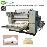 China Product High Speed ​​Infolder Facial Tissue Paper Making Machine
