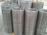 Сетка фильтра ячеистой сети нержавеющей стали гофрированная металлом сплетенная для фильтровать и фильтрации
