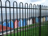 Swimming pool Fence with Bow Top (TS-SPF03)