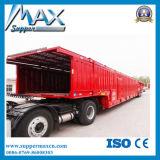 Topo Fornecedor Fornecedor Tri-Axle Car Transporter Trailer
