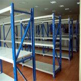 Prateleiras médias do aço do racking do armazenamento de cremalheira da cremalheira/metal do armazém do dever