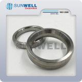 Tipo ovale guarnizioni dell'anello Octagonal dell'acciaio inossidabile 410 di api Rx Bx Tombo 1850 della giuntura