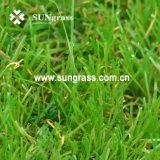 優れた自然な美化の庭の余暇の人工的な草