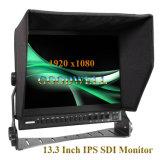 3G-SDI 13.3 pulgadas LCD con entrada HDMI