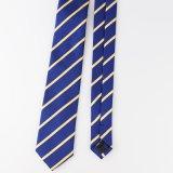 Cravates en soie polyester Corporate