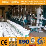 Ugali que faz a máquina do moinho de farinha do milho