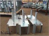 Сооружением опалубки 4 способа головки блока цилиндров вилочного захвата