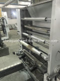 Shaftless 4 Color Rotogravure Printing Machine per Label (Pneumatic Shaft)