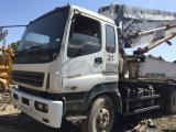 사용된 Isuzu Concrete Pump, Sale를 위한 37meter Pump Truck