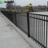 2017熱い販売の専門の粉の上塗を施してある金属の塀