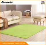 高品質の低価格のカーペットの居間のスリップ防止床のマット、新製品のすべり止めの柔らかいドアの床の居間のシャギーな床のマット
