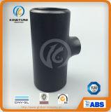 ASME B16.9 A234 Wpb acero al carbono Reducingtee instalación de tuberías (KT0040)