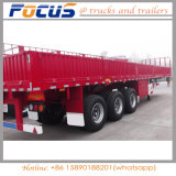 Guardabarros 3 ejes del remolque de carga para el transporte de carga a granel